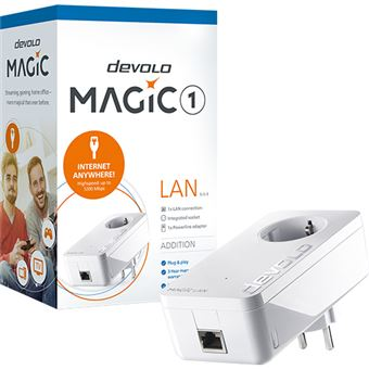 Powerline Devolo Magic 1 LAN - AC1200 - Addition