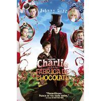 Charlie e a Fábrica de Chocolate - DVD