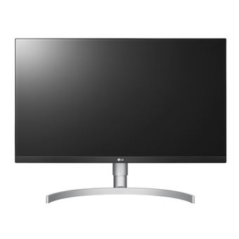 "LG 27UK850-W LED display 68,6 cm (27"") 4K Ultra HD Preto, Branco"