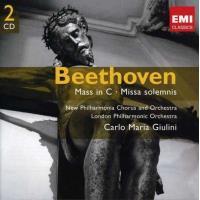 Beethoven | Mass in C & Missa Solemnis (2CD)
