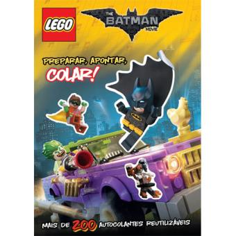 LEGO The Batman Movie: Preparar, Apontar, Colar!
