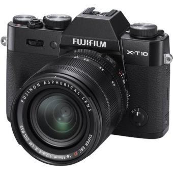 Fujifilm X-T10 + XF 18-55mm f/2.8-4 R LM OIS (Preto)