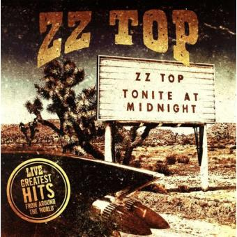 ZZ Top: Live - Greatest Hits From Around The World (2LP)
