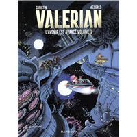 Valérian L'avenir est avancé - Volume 1
