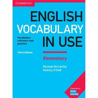 English Vucabulary in Use: Elementar