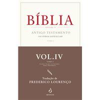 Bíblia - Livro 4: Antigo Testamento: Os Livros Sapienciais Tomo 2