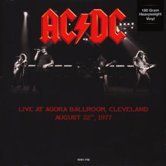Live At Agora Ballroom, Cleveland, August 22, 1977