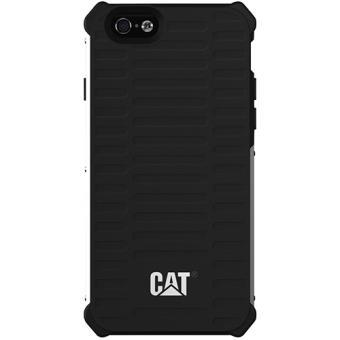 Capa Caterpillar Active para iPhone 6s/6 Plus - Preto