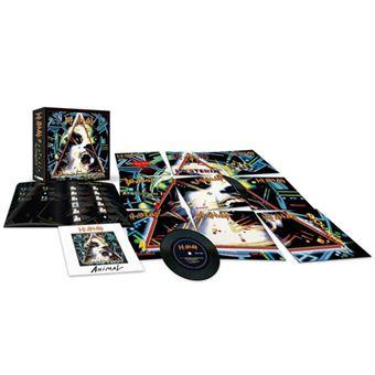 The Hysteria Singles - 10 Singles 7' LP