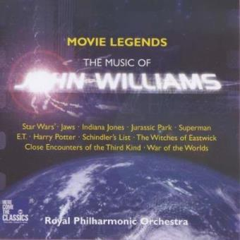 Royal Philharmonic Orchestra - Movie Legends (The Music of John Williams)