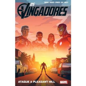 Os Vingadores: Ataque a Pleasent Hill