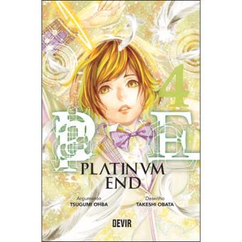 Platinum End - Livro 4
