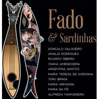 Fado & Sardinhas - CD