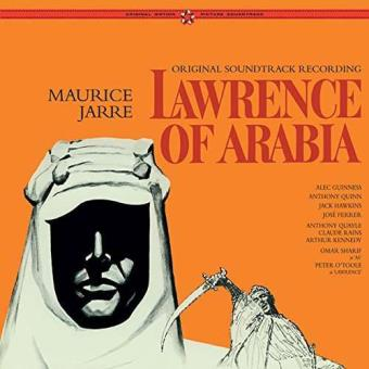 BSO Lawrence of Arabia (LP)