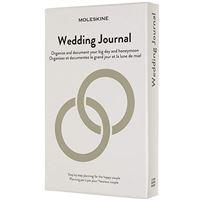 Caderno Moleskine Passion Journal - Wedding A5