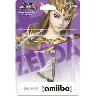 Amiibo Smash - Figura Zelda (The Legend of Zelda)