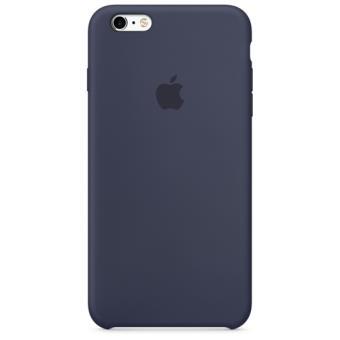 Apple Capa Silicone para iPhone 6s Plus | 6 Plus (Azul Meia-noite)