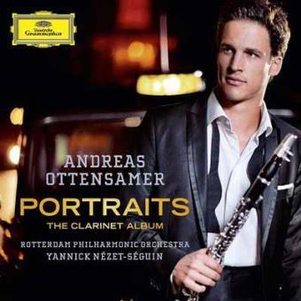 Potraits | The Clarinet Album