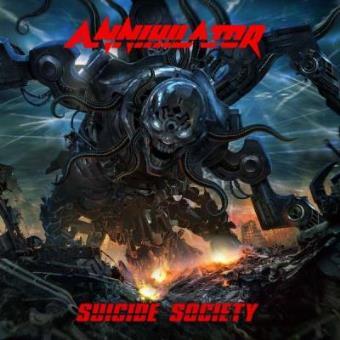 Suicide Society (LP+Download)