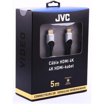 Cabo HDMI 4K JVC 5.0M