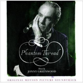 BSO Phantom Thread - CD