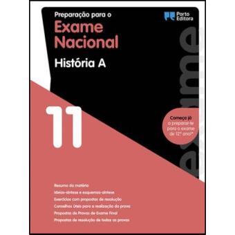Preparação Para o Exame Nacional - História A 11º Ano