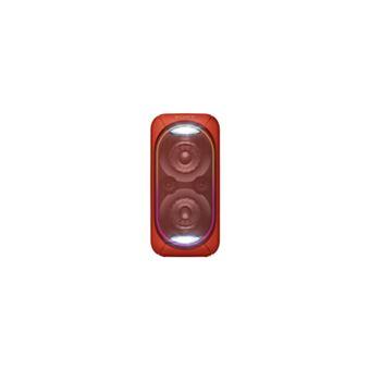Sony GTK-XB60 Home audio tower system Vermelho
