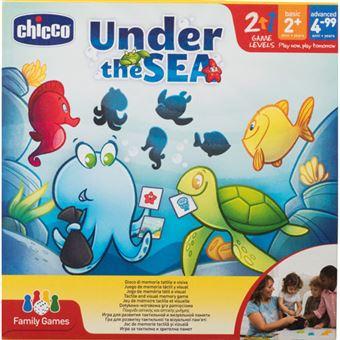 Amiguinhos do Oceano Family Games - Chicco