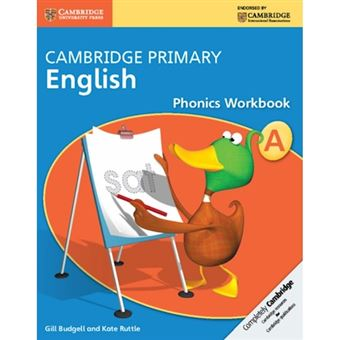 Cambridge Primary English Phonics - Workbook A