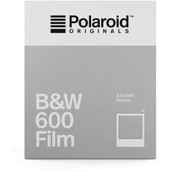 Carga Polaroid Preto e Branco para 600 - 8 Folhas