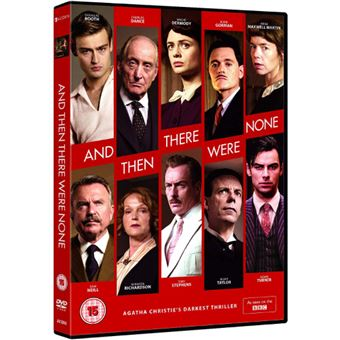 And Then There Were None - DVD Importação