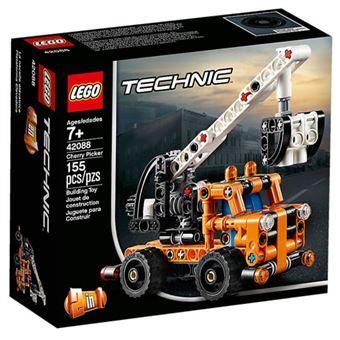 LEGO Technic 42088 Plataforma de Emergência