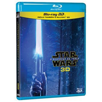 Star Wars VII - Despertar da Força (Blu-ray 3D+2D)