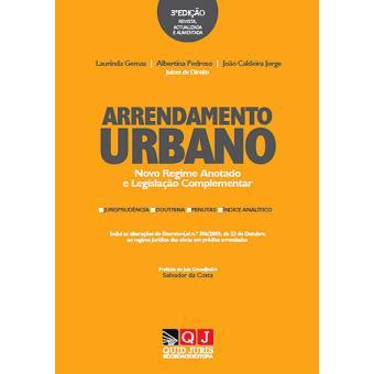 Arrendamento Urbano - 3ª Edição