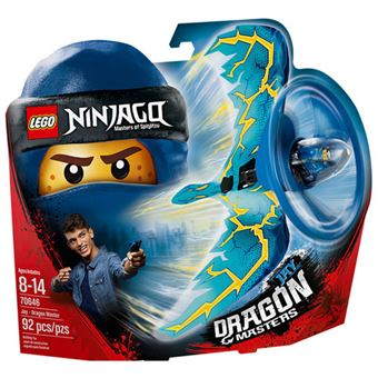 LEGO NINJAGO 70646 Jay - Mestre Dragão