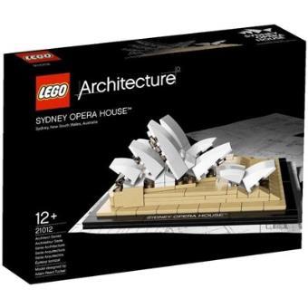 Sydney Opera House (LEGO Architecture 21012)