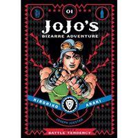 JoJo's Bizarre Adventure - Part 2: Battle Tendency - Book 1