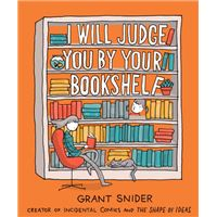 I will judge you by your bookshelf