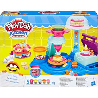 Play-Doh Festa de Bolos - Hasbro
