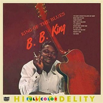King Of The Blues - My Kind Of Blues - CD