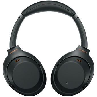 Auscultador Bluetooth Sony WH-1000XM3 - Preto