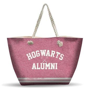 Saco de Praia Harry Potter - Hogwarts Alumni