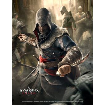 Assassin's Creed - Tela Death from Above (77 x 100 cm)