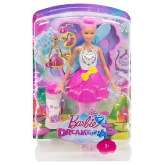 Barbie - Fada Bolinhas de Sabão - Mattel