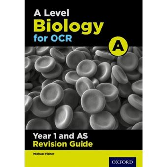 Ocr a level biology a year 1 revisi