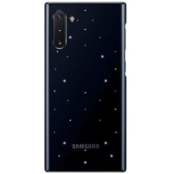 Capa LED Samsung para Galaxy Note10 - Preto