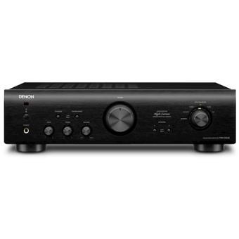 Denon PMA-720AE 2.0 Casa Com fios Preto amplificador de áudio