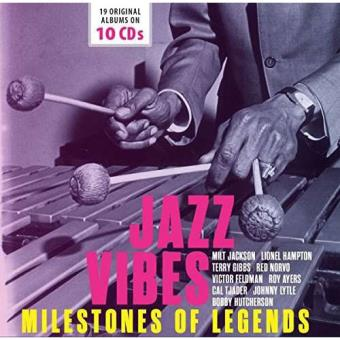Jazz Vibes - 10CD