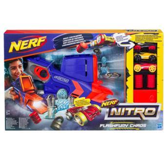 Nerf Nitro Flashfury Chaos - Hasbro