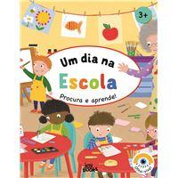 Um Dia na Escola: Procura e Aprende!